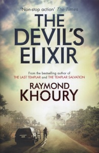 The Devil's Elixir HB Cover