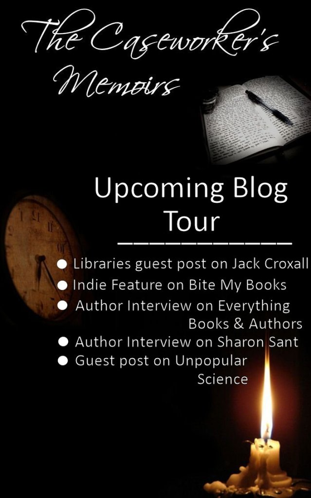 Caseworker's Memoirs - blog tour