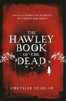 Hawley Book of the Dead Cover