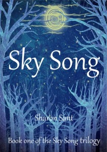 New updated cover for Sky Song