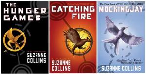 HungerGamesTrilogy Covers