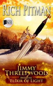 Jimmy Threepwood and the Elixir of Light Cover