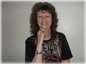 Interview With :    Lynne North, Author of Caution