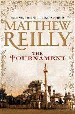 The Tournament Book Cover