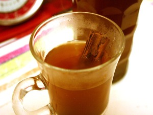 Hot Spiced Apple