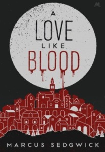 A Love like blood cover