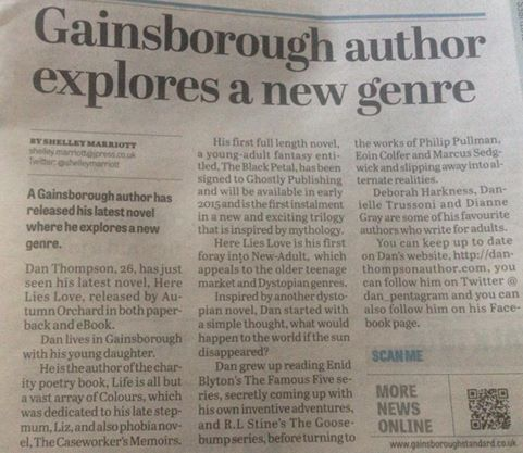 Gainsborough Standard article