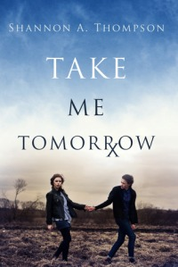 take me tomorrow cover