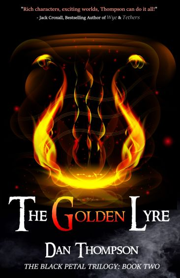 The Golden Lyre Cover